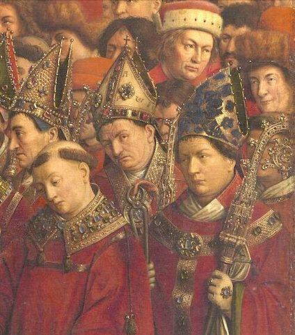 Van Eyck, The Ghent Altarpiece (article) | Khan Academy