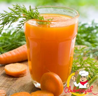 Resep Hidangan Sayuran Jus Wortel Berselera,Resep Minuman Sehat Untuk Diet, Club Masak