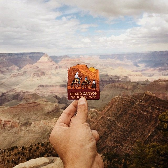 #AdventurePatch on your travels