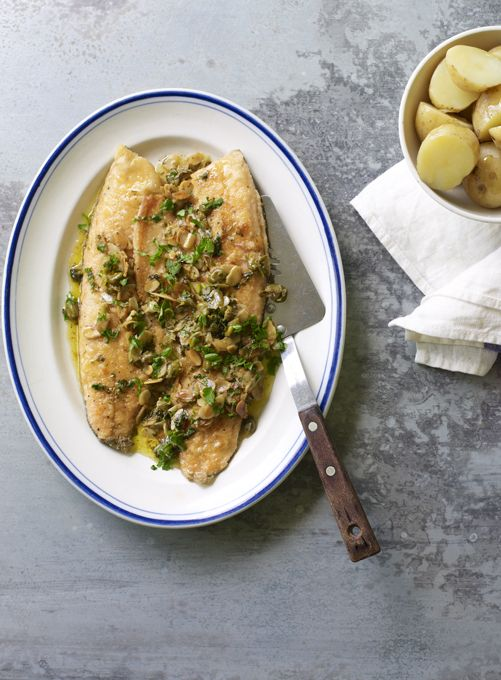 Elevate the humble trout with a ground almond crust. A great dish for cooking in the wild