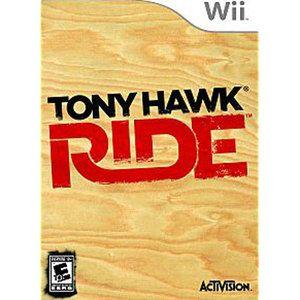 Tony Hawk Ride - Wii Game