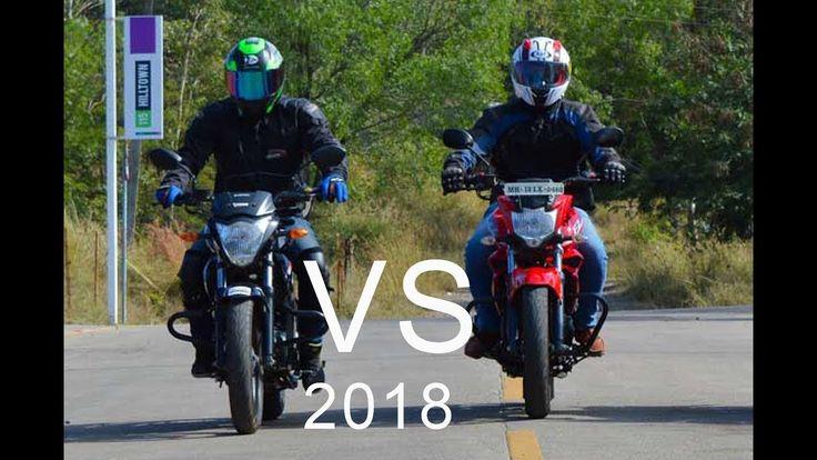 NEW SUZIKI GIXXER vs Yamaha FZs fi v2 2018
