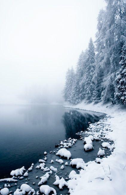 in a winter wonderland. but warm.