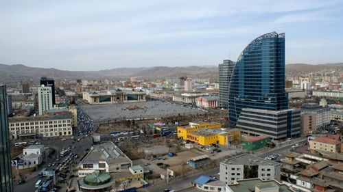 Amusing Tour in Ulaanbaatar Capital City of Mongolia
