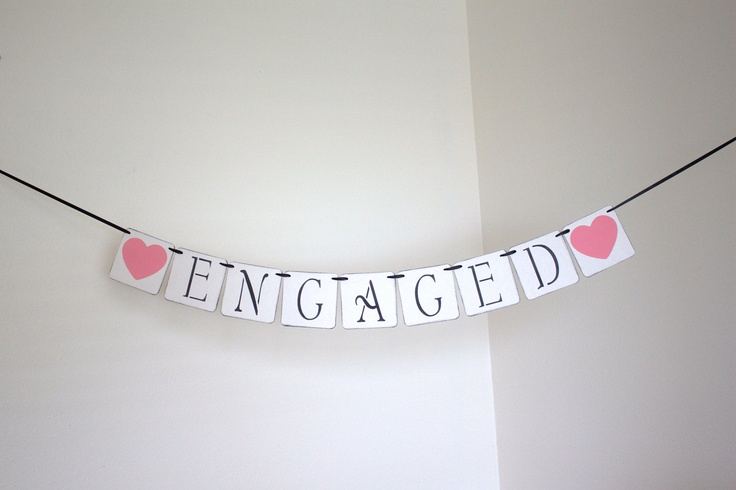 rustic engagement party ideas - Google Search