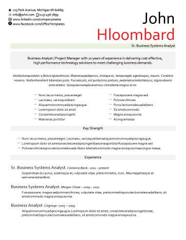 22 Best Resumes And Cover Letters Images On Pinterest | Resume