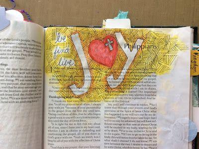 Letter of joy