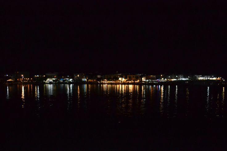 The Elafonisos Island, Gr at night | Alexa Otet