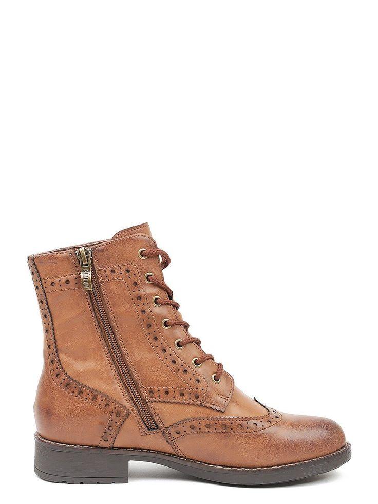 Ботинки женские зимние - купить коричневые ботинки кожаные для женщин