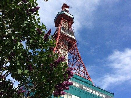 さっぽろテレビ塔~定番観光スポット|札幌ぶらぶらダイアリー #テレビ塔