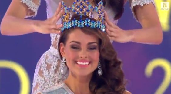 akusonhenry's blog: Photos: Miss South Africa wins Miss World 2014 pageant