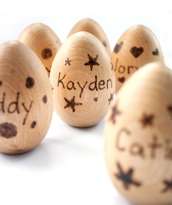 49 best images about wooden easter egg painting playdate for Wooden eggs for crafts
