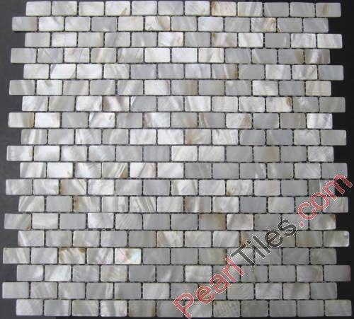 53 best Freshwater Shell Tiles images on Pinterest Backsplash tile