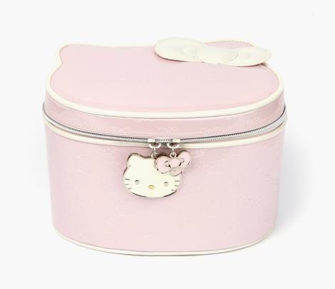 Sephora x Hello Kitty Vanity Case: Shell Pink