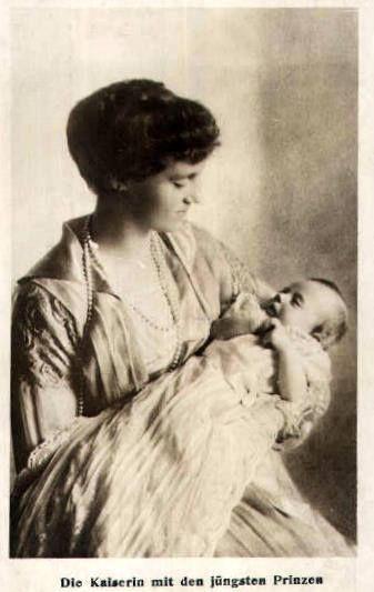 Zita e l'ultima nata Elisabeth Zita è la nonna dell'attuale Duca de jure di Modena