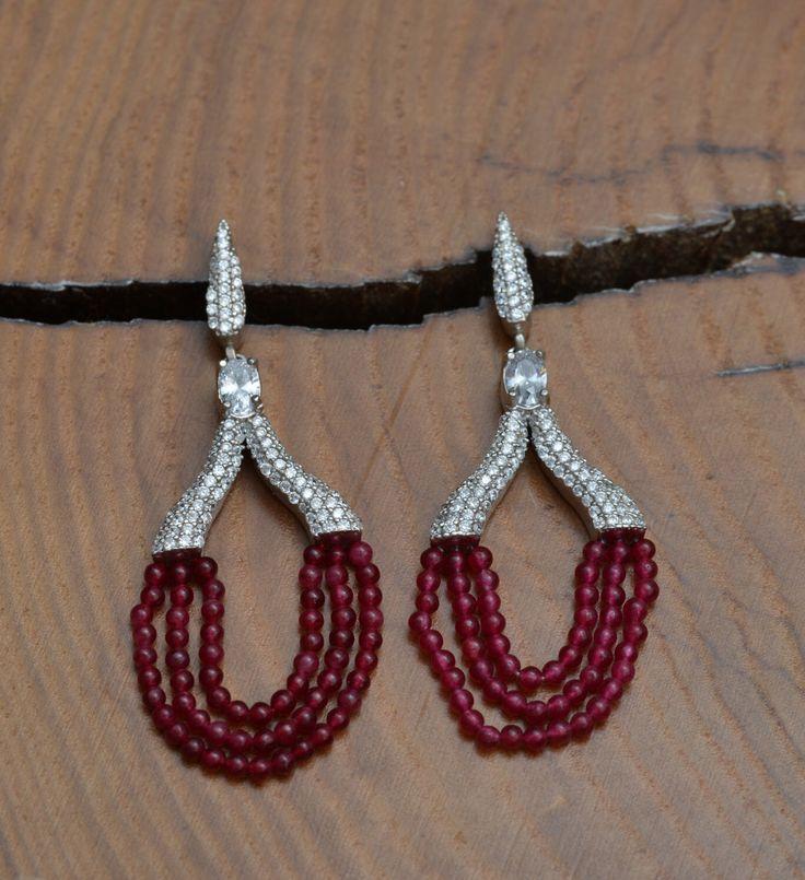 A personal favourite from my Etsy shop https://www.etsy.com/listing/279409714/silver-dangle-earrings-silver-earrings