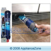 4396710 This Whirlpool PUR Water Filter is a premiere In-the-Grille, Push Button, Ice and Water Filter. It does a great job of reducing cysts, asbestos, chlorine's taste and odor, particulates, lead, mercury and more. It also retains beneficial fluoride.  Also available in 2 packs ( 4396710P ) and 3 packs ( 4396710T ). $27.99 Save up to 43% compared to other retailers.