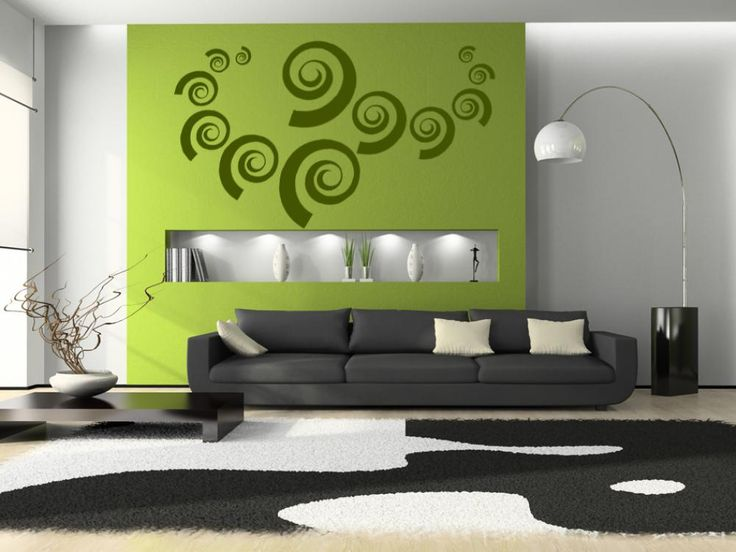"Vinilo decorativo ""Concha (fantasia)"" #vinillos #stickers #pared #home #decor #decoraciones"