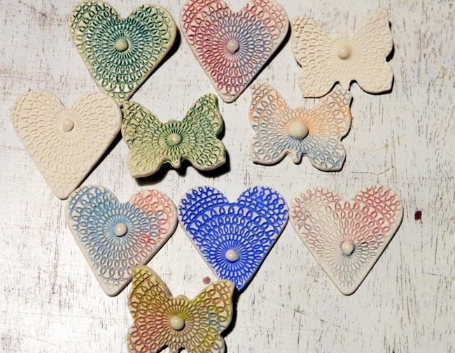 Martisoare My Heart/Butterfy (10 LEI la handmademylove.breslo.ro)