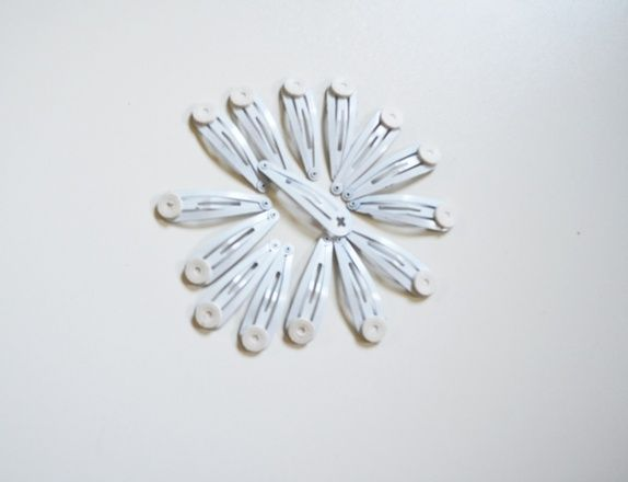 15 stk Hårspenner