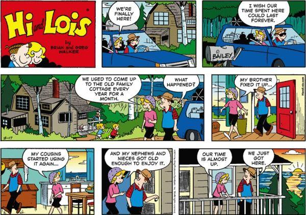 67 Bedste HI og Lois --- Tegneserier billeder på Pinterest Comic-6786