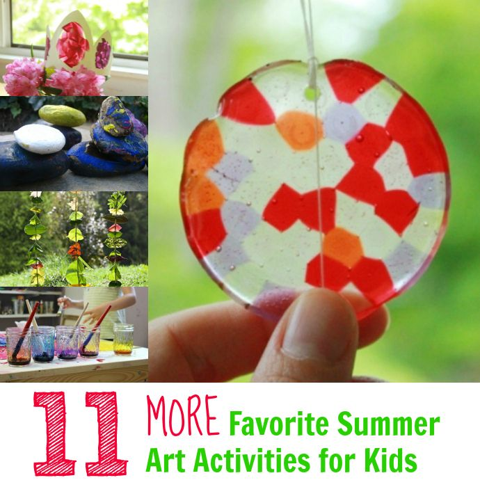283 Best Arts And Crafts For Summer Camp Images On Pinterest