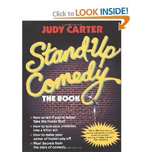 A little bit older than some other #stand-up #comedy #books but still has great advice on writing #jokes and developing a routine.