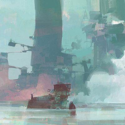 Concept Artist - ArenaNet