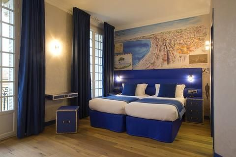 Hotel Nice Excelsior Chateaux & Hotels Collection in Nice: Hotel ...