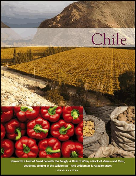 Chile Pictures of Country | Chile Wine Country