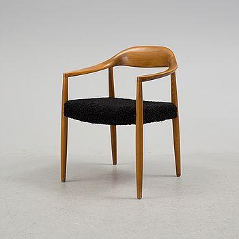 """KAI KRISTIANSEN, KARMSTOL, """"Troja"""", för Ikea, 1950/60-tal. - Bukowskis"""
