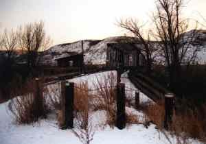 East Coulee - Ghost Town
