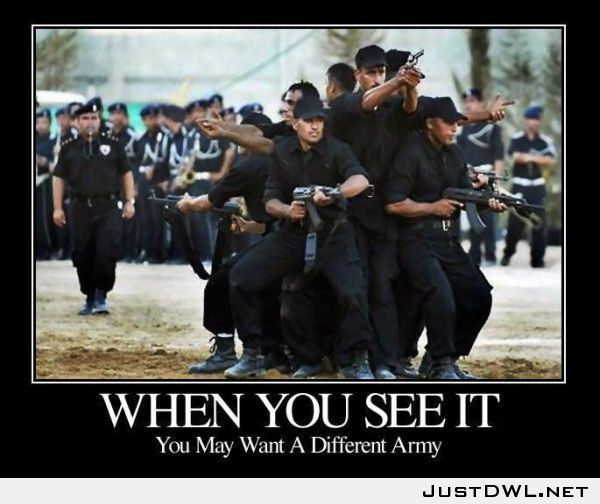 When you see it - You may want a different army - http://jokideo.com/when-you-see-it-you-may-want-a-different-army/