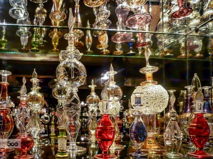 Perfume Bottles by Eleni Mac Synodinos on 500px