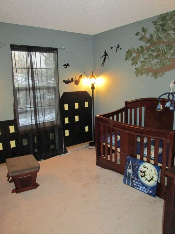 peter pan nursery