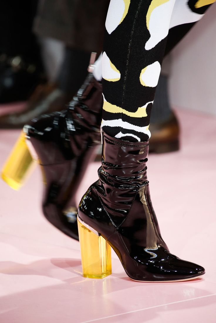 Christian Dior Fall 2015 Ready-to-Wear - Details