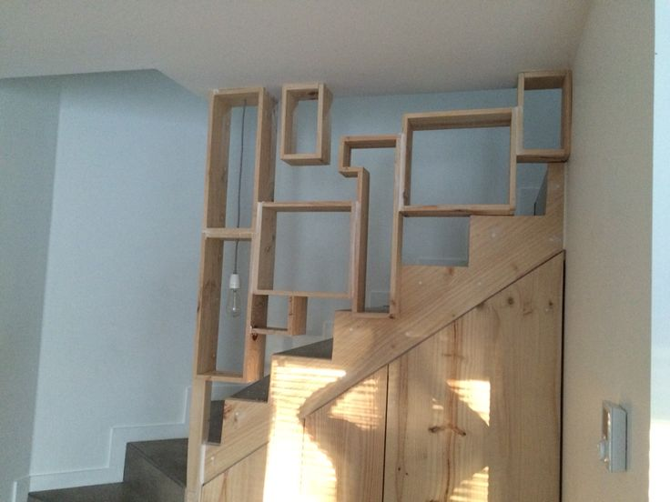 13 best Aménagement escalier images on Pinterest Stairs, Furniture