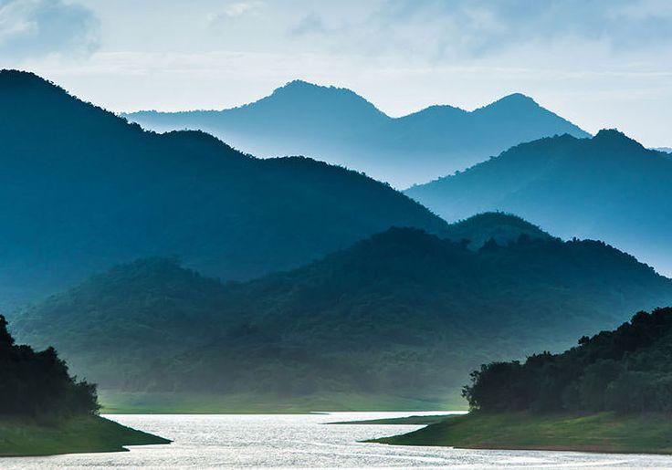 Kaeng Krachan National Park : Phetchaburi, Thailand