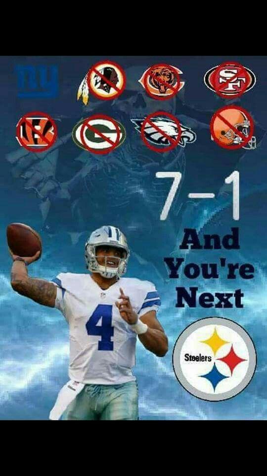 We're 7-1 ✭ #DC4L ✭