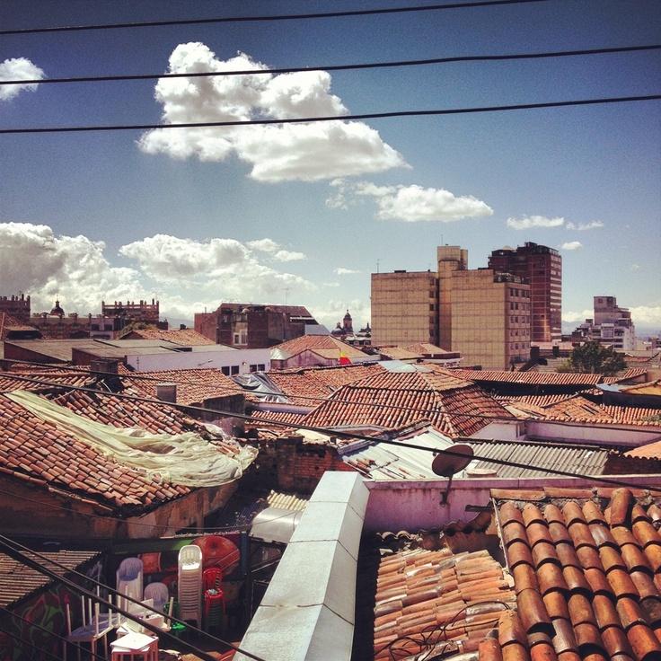 """Desde la Ventana """"Chorro de Quevedo"""" @AlexisWilches"""