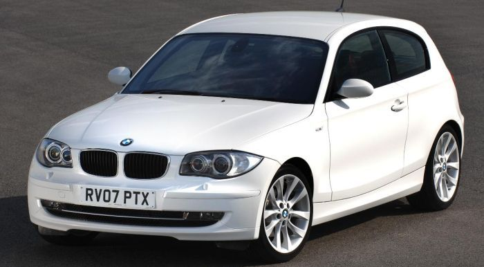The BMW 1 Series is a hatchback with that unmistakable BMW touch.