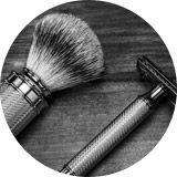 Rasoirs et produits de rasage homme