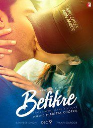 Befikre (2016) Full Movie Watch Online Free Download