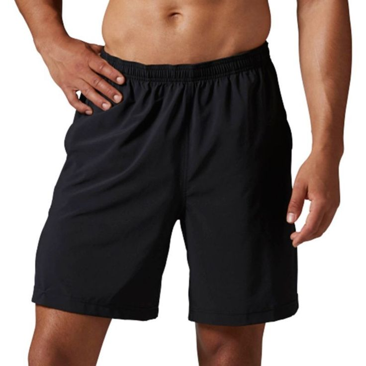 Reebok Men's CrossFit Austin 2 Shorts, Size: Medium, Black