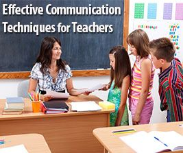 "Course Certificate Completed: ""Effective Communication Techniques for Teachers"""