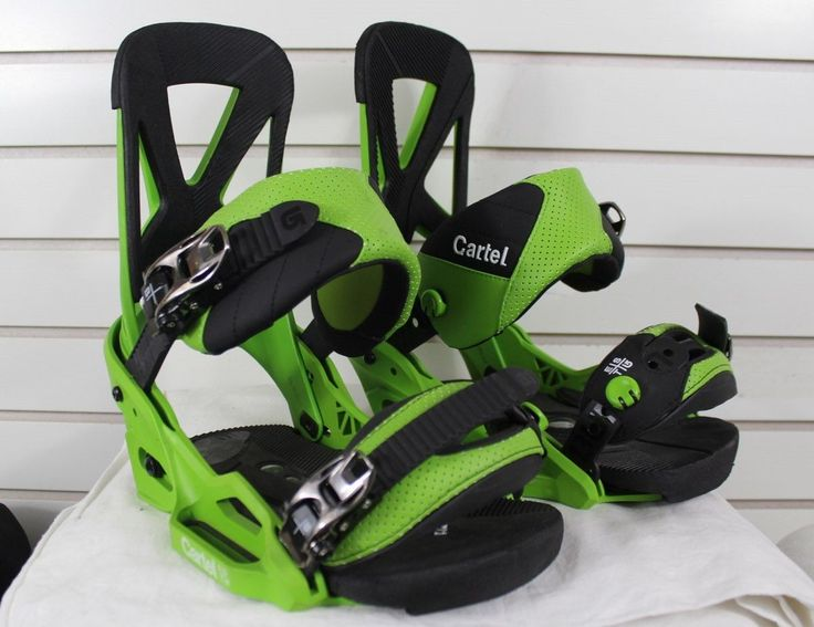 Bindings 21248: New 2012 Burton Cartel Est Snowboard Bindings Medium Lime Green -> BUY IT NOW ONLY: $259.95 on eBay!