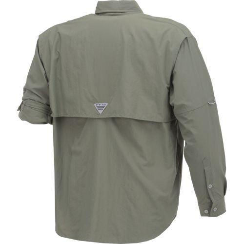 Columbia Sportswear Men's Bahama II Shirt (Brown Medium, Size Large) - Men's Outdoor Apparel, Men's Fishing Tops at Academy Sports