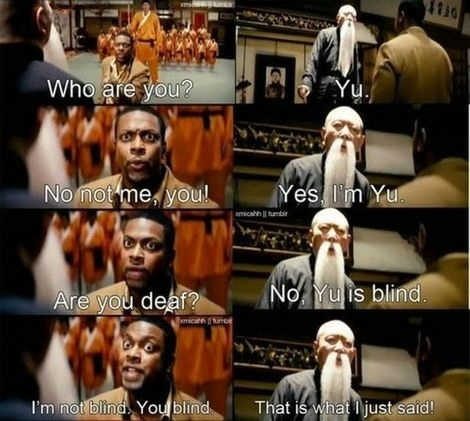 Haha! I remember seeing this scene!! So funny!