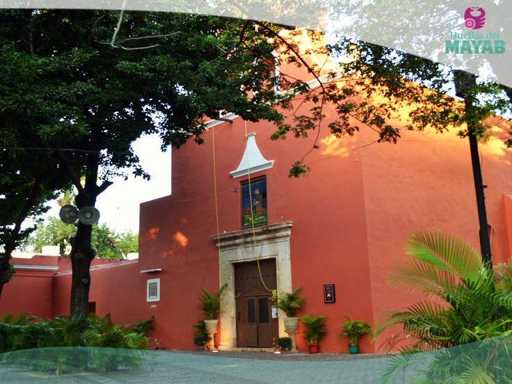 Iglesia de santa luc a en m rida yucat n m rida for Muebles de oficina merida yucatan