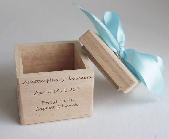 Godchild gifts Christening Gift Dedication Gift by naturallyaspen